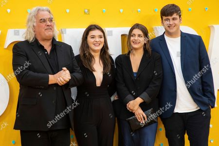 Stock Picture of Paul Greengrass poses for photographers upon arrival at the premiere of the film 'Yesterday' in London
