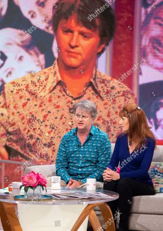 Editorial image of 'Lorraine' TV show, London, UK - 19 Jun 2019