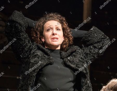 Stock Picture of Ksenia Rappoport as Masha,