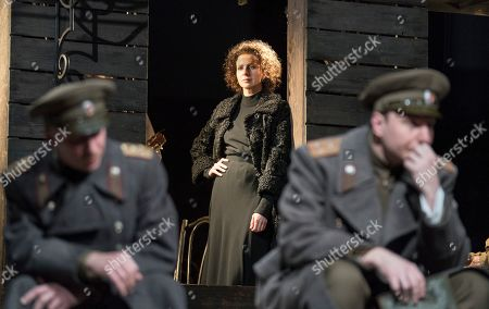 Editorial image of 'Three Sisters' Play performed by the Maly Theatre Company at the Vaudeville Theatre, London, UK, 19 Jun 2019
