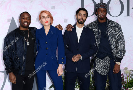 Krept, Noomi Rapace, Riz Ahmed and Konan