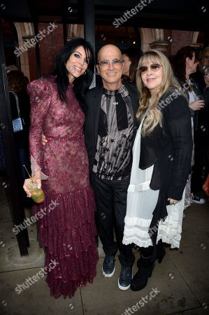 Liberty Ross, Jimmy Iovine and Stevie Nicks