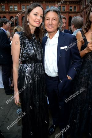 Editorial picture of V&A Summer Party, Victoria and Albert Museum, London, UK - 19 Jun 2019