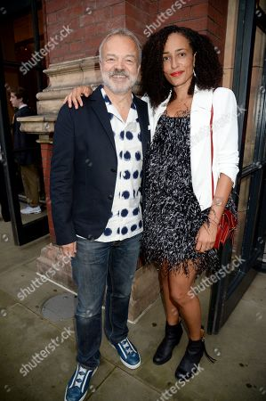 Editorial photo of V&A Summer Party, Victoria and Albert Museum, London, UK - 19 Jun 2019