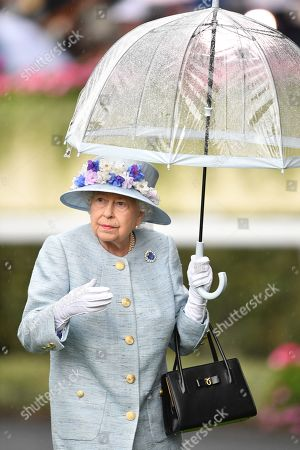Royal Ascot, Day 2, Racegoers