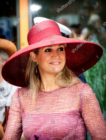 Queen Maxima reopens the Central Military Hospital, Utrecht