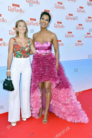 Ina Aogo and Marie Amiere