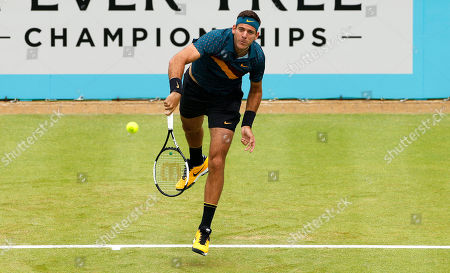 Editorial photo of Fever-Tree Championships, Tennis, Day 03 The Queen's Club, London, UK - 19 Jun 2019