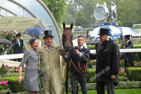Editorial picture of Horse Racing - 19 Jun 2019