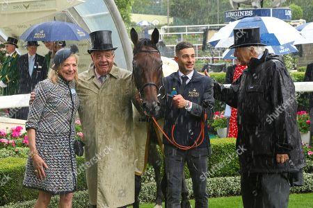 Editorial image of Horse Racing - 19 Jun 2019