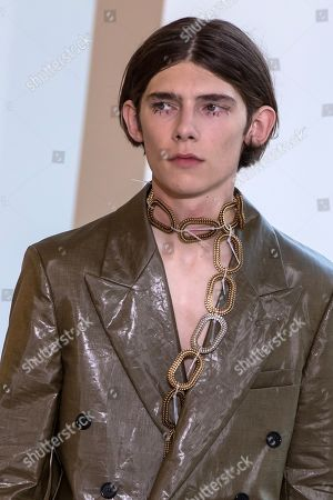 Editorial picture of Acne - Runway - Paris Men's Fashion Week S/S 2020, France - 19 Jun 2019