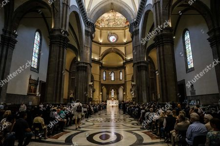 Editorial picture of Funeral of Franco Zeffirelli, Florence,  Italy - 18 Jun 2019
