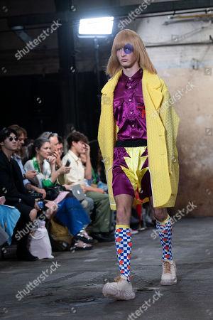 Editorial photo of Walter van Beirendonck - Runway - Paris Men's Fashion Week S/S 2020, France - 19 Jun 2019