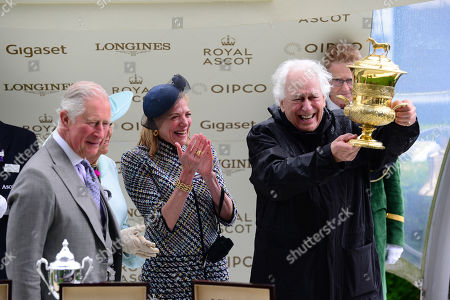 Editorial photo of Horse Racing - 19 Jun 2019