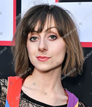 Stock Picture of Allisyn Ashley Arm
