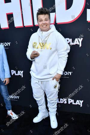 Editorial image of 'Child's Play' film premiere, Arrivals, ArcLight Cinemas, Los Angeles, USA - 19 Jun 2019