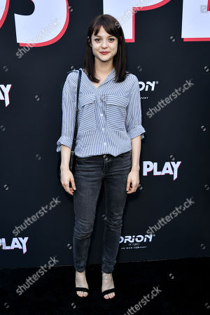 Editorial photo of 'Child's Play' film premiere, Arrivals, ArcLight Cinemas, Los Angeles, USA - 19 Jun 2019