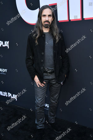 Stock Picture of Bear McCreary