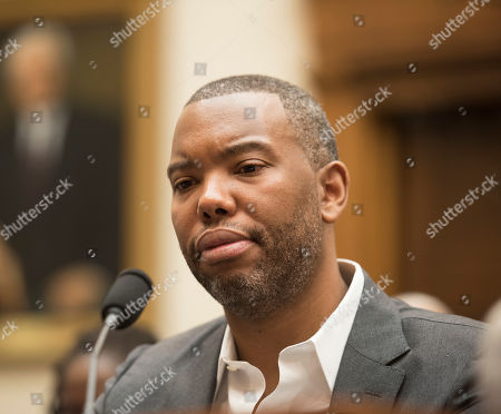 Ta-Nehisi Coates testifies at the House Judiciary Subcommittee on the Constitution, Civil Rights, and Civil Liberties will hold a hearing on H.R. 40, the Commission to Study and Develop Reparation Proposals for African-Americans Act.