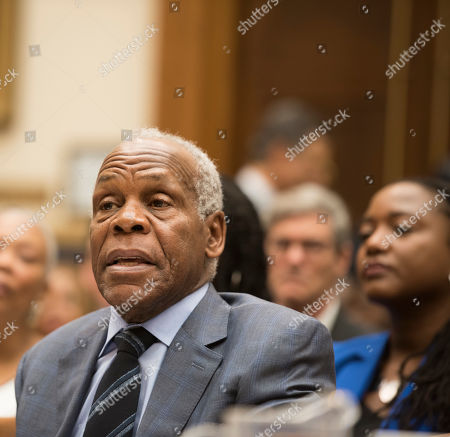 Danny Glover testifies at the House Judiciary Subcommittee on the Constitution, Civil Rights, and Civil Liberties will hold a hearing on H.R. 40, the Commission to Study and Develop Reparation Proposals for African-Americans Act.