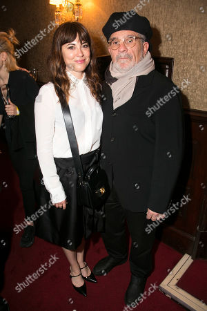 Editorial image of 'Bitter Wheat' play, Press Night, London, UK - 19 Jun 2019