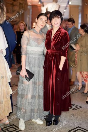 Mary McCartney and Sharleen Spiteri