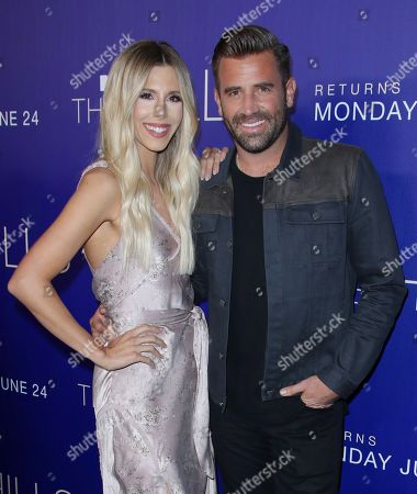 Editorial photo of MTV's 'The Hills: New Beginnings' TV Show party, Arrivals, Liaison Restaurant and Lounge, Los Angeles, USA - 19 Jun 2019