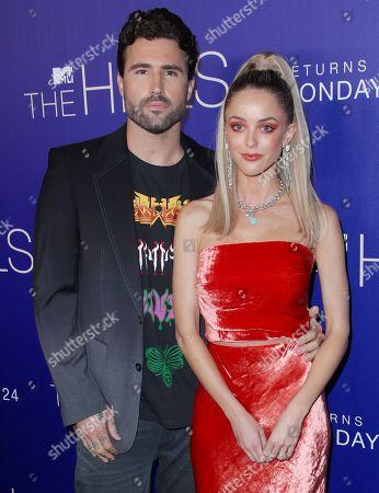 Brody Jenner and wife Kaitlynn Carter Jenner