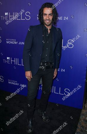 Editorial picture of MTV's 'The Hills: New Beginnings' TV Show party, Arrivals, Liaison Restaurant and Lounge, Los Angeles, USA - 19 Jun 2019