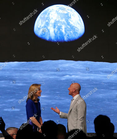 Caroline Kenney, Jeff Bezos. Amazon and Blue Origin founder Jeff Bezos, right, talks with Caroline Kennedy during the JFK Space Summit at the John F. Kennedy Presidential Library in Boston, . At rear is Amazon and Blue Origin founder Jeff Bezos