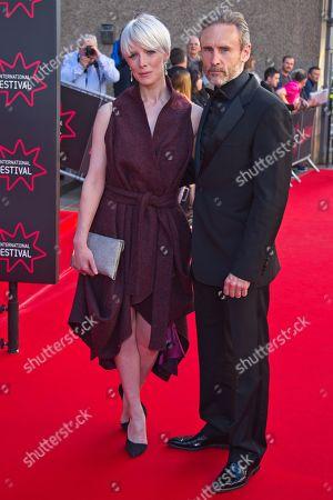 Shauna Macdonald and Cal McAninch