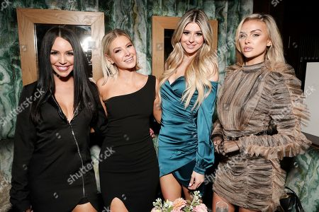Editorial photo of MTV's 'The Hills: New Beginnings' TV Show party, Inside, Liaison Restaurant and Lounge, Los Angeles, USA - 19 Jun 2019