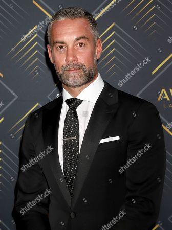 Editorial picture of NHL Awards, Las Vegas, USA - 19 Jun 2019