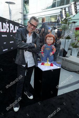 Tim Matheson and Chucky