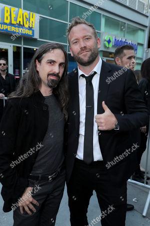 Bear McCreary, Composer, Lars Klevberg, Director,