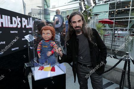 Bear McCreary, Composer, and Chucky