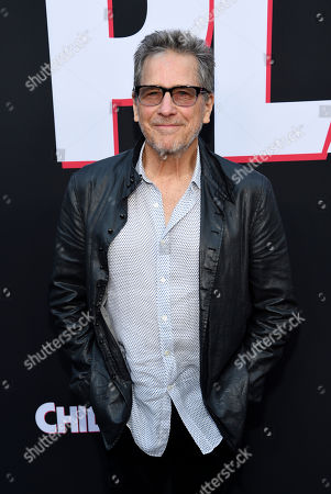 """Stock Photo of Tim Matheson, a cast member in """"Child's Play,"""" poses at the premiere of the film at the ArcLight Hollywood, in Los Angeles"""
