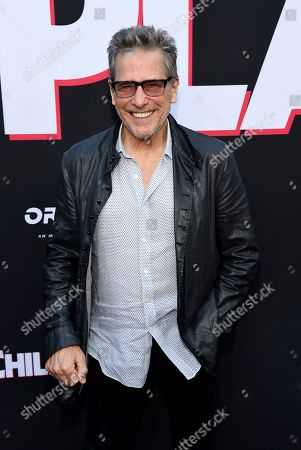 """Stock Picture of Tim Matheson, a cast member in """"Child's Play,"""" poses at the premiere of the film at the ArcLight Hollywood, in Los Angeles"""