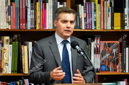 Editorial image of 'The Enemy of the People: A Dangerous Time to Tell the Truth in America ' book event, Washington DC, USA - 18 Jun 2019
