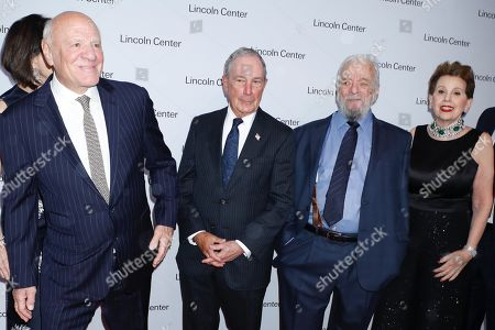 Editorial image of Lincoln Center Honors Stephen Sondheim at the American Songbook Gala, New York, USA - 19 Jun 2019