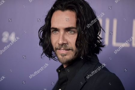 """Stock Photo of Justin Brescia attends """"The Hills: New Beginnings"""" premiere party at Liaison, in Los Angeles"""