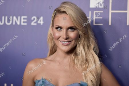 """Stephanie Pratt attend """"The Hills: New Beginnings"""" premiere party at Liaison, in Los Angeles"""