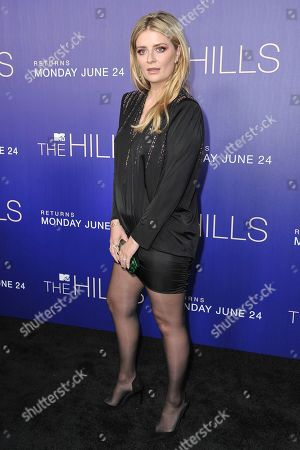 """Mischa Barton attends """"The Hills: New Beginnings"""" premiere party at Liaison, in Los Angeles"""