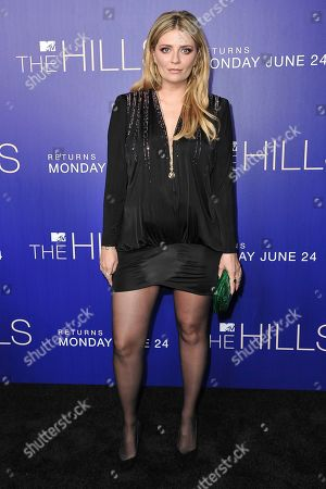 """Mischa Barton attends """"The Hills: New Beginnings,"""" premiere party at Liaison, in Los Angeles"""