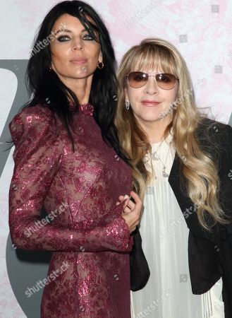 Liberty Ross and Stevie Nicks