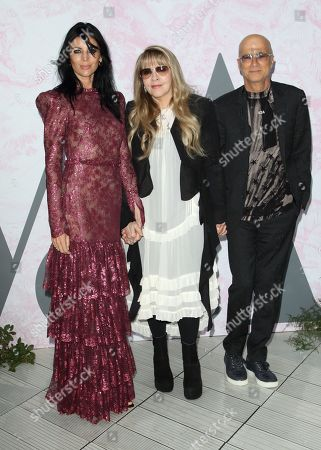 Liberty Ross, Stevie Nicks, Jimmy Iovine