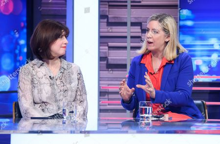 Lucy Powell MP and Andrea Jenkyns
