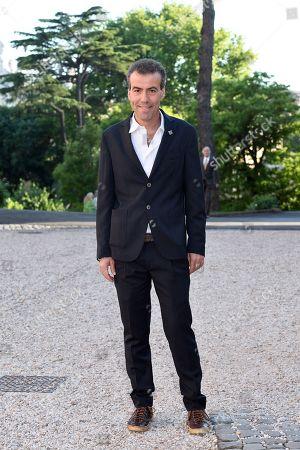 Editorial image of 59th Globo d'Oro Awards, Rome, Italy - 19 Jun 2019