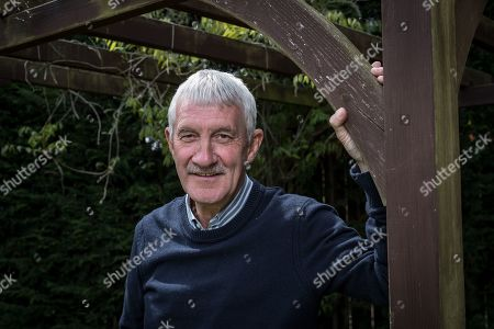 Stock Picture of Terry Mcdermott . Ex-liverpool And England Footballer Terry Mcdermott Talks To Craig Hope.
