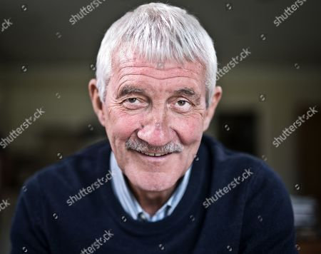 Editorial picture of Terry Mcdermott . Ex-liverpool And England Footballer Terry Mcdermott Talks To Craig Hope.